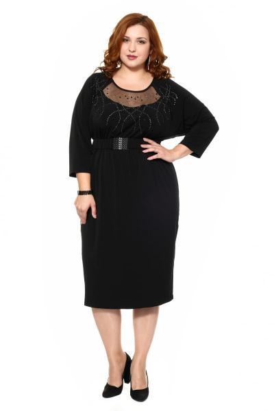 Артикул 16384 - платье большого размера