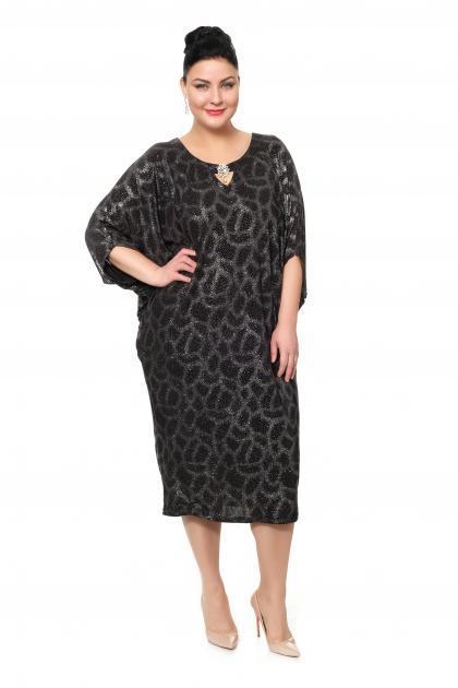 Артикул 17352 - платье большого размера