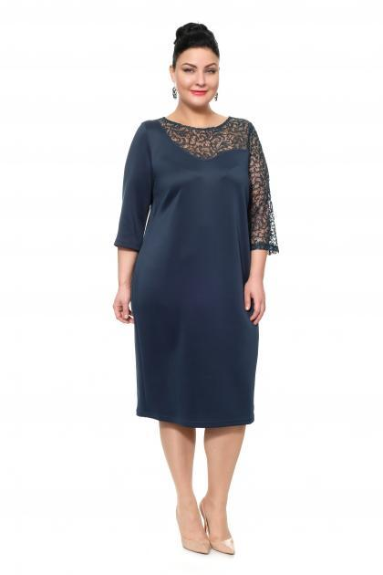 Артикул 17353 - платье большого размера