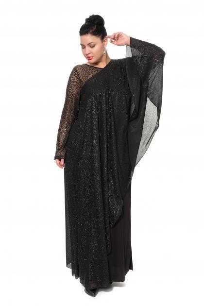Артикул 17355 - платье большого размера