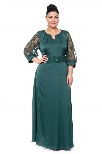 Артикул 17351 - платье большого размера