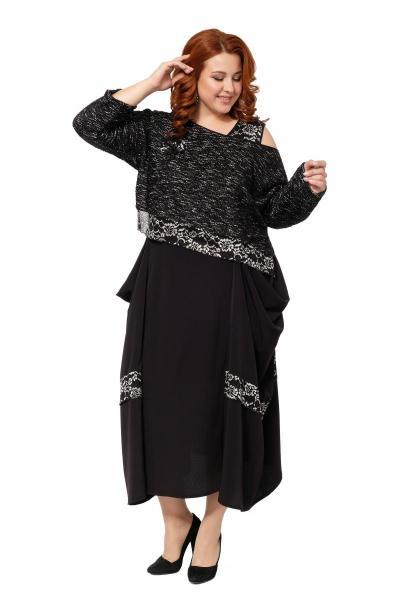 платье с джемпером