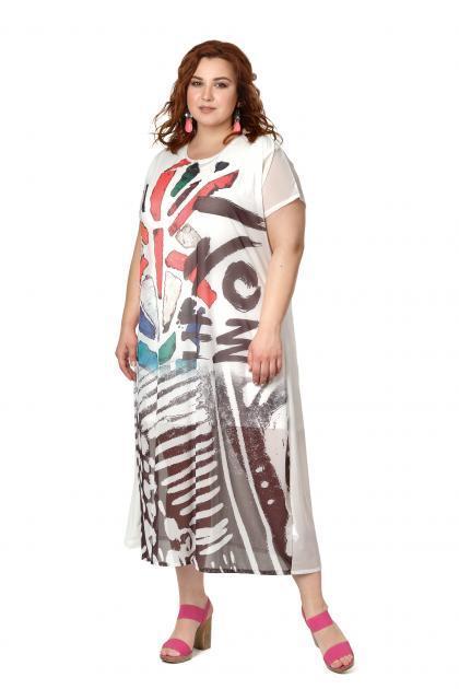Арт. 508115 - платье с сорочкой