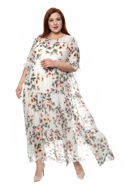Арт. 507459 - Платье с сорочкой