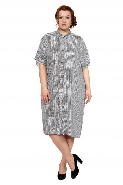 Артикул 303060 - платье -туника большого размера