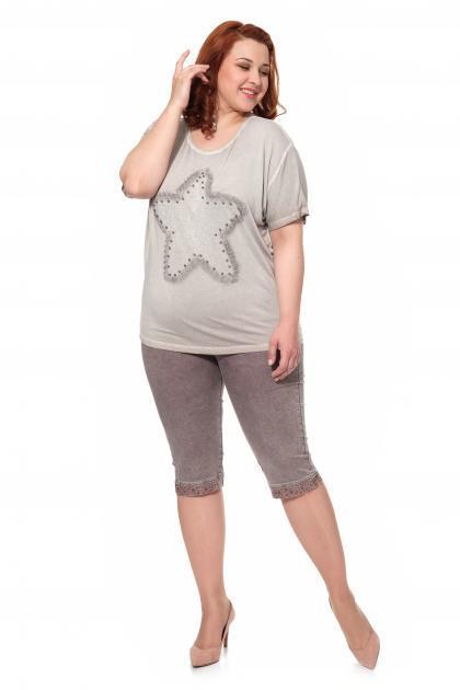 Артикул 302583 - шорты большого размера