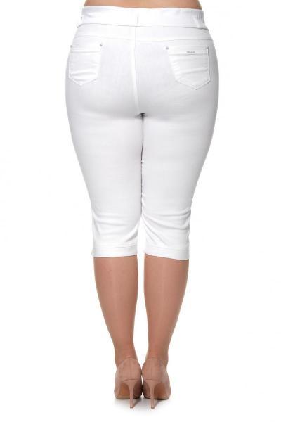 Артикул 302632 - шорты большого размера - вид сзади
