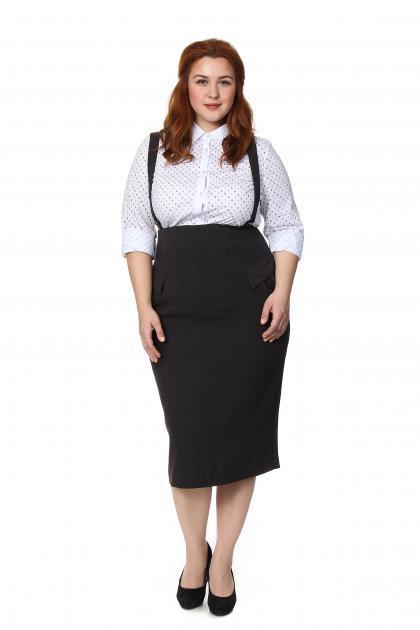 Артикул 14424 - юбка большого размера