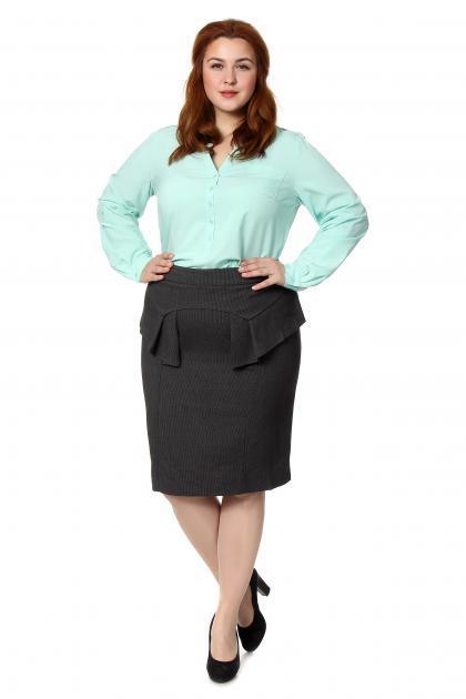 Артикул 14425 - юбка большого размера