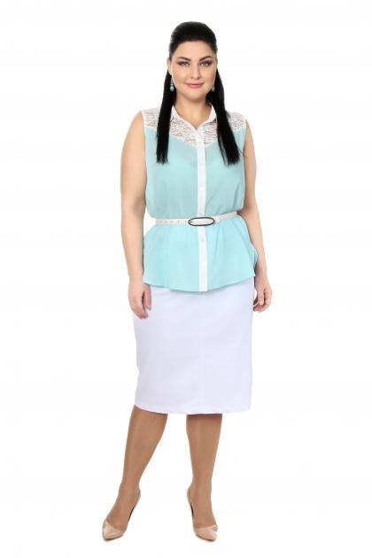 Артикул 305031 - юбка  большого размера