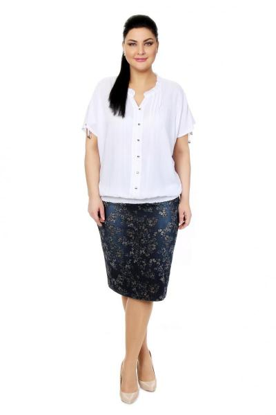 Артикул 305012 - юбка  большого размера