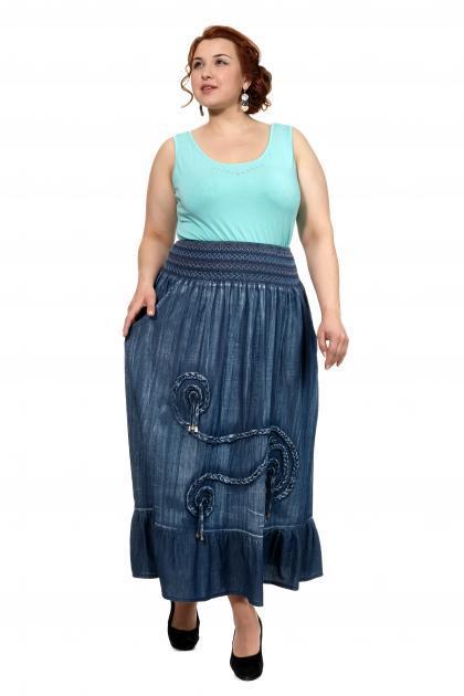 Артикул 350633 - юбка большого размера