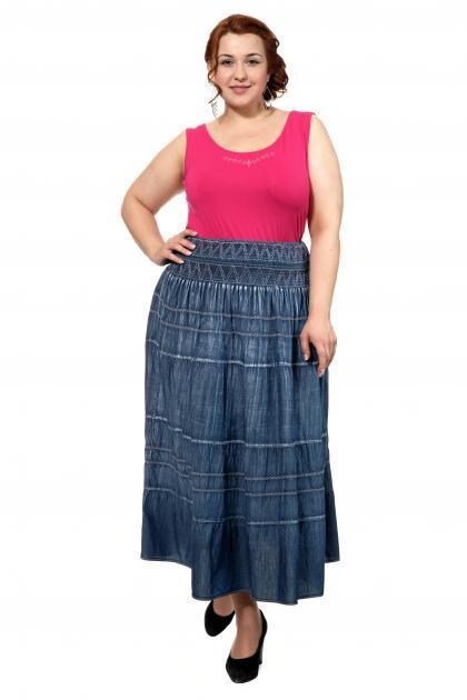 Артикул 350629 - юбка большого размера