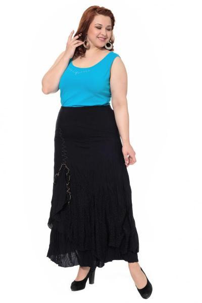 Артикул 302708 - юбка большого размера