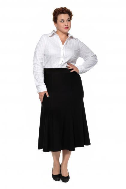 Артикул 301066 - юбка большого размера