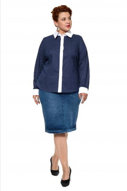 Артикул 301004 - юбка большого размера