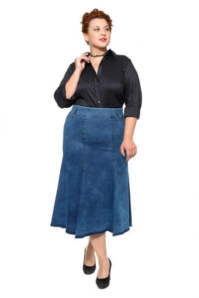 Купить юбку на лето большого размера