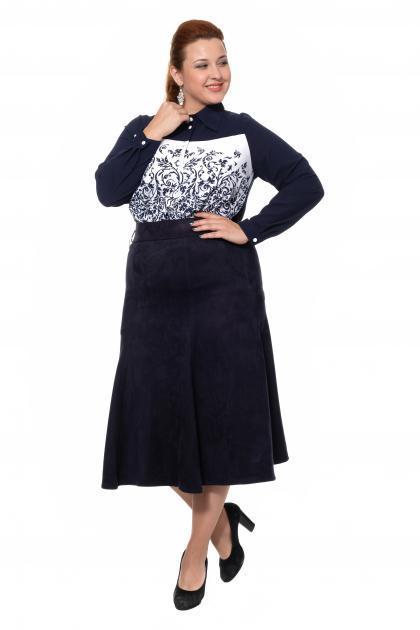 Артикул 301067 - юбка большого размера