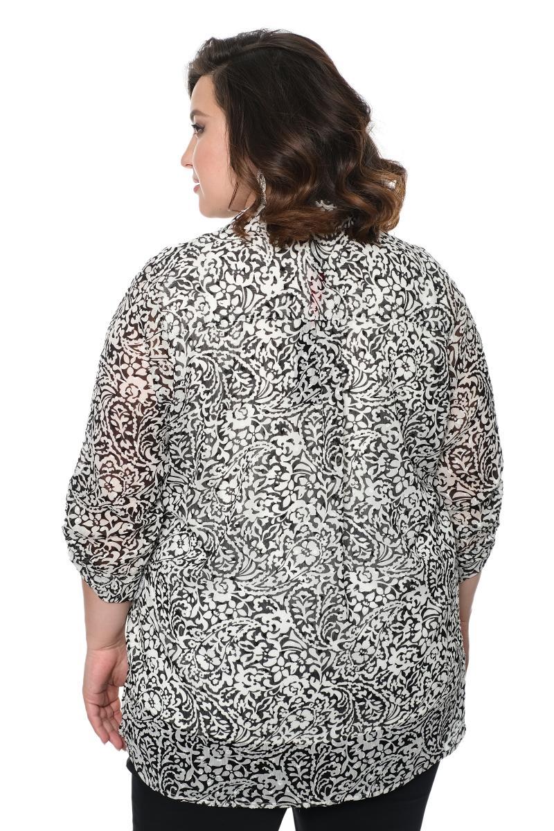 Блуза с топом