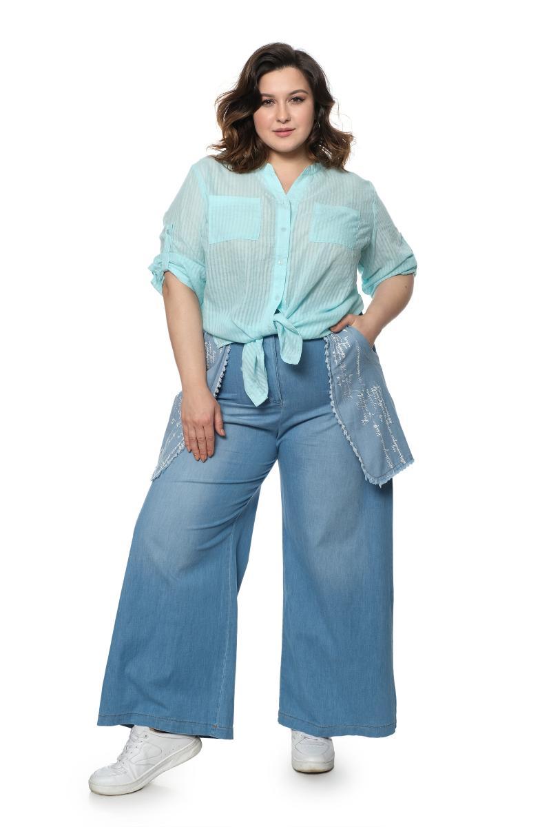 Арт. 801324 - джинсовые шаровары