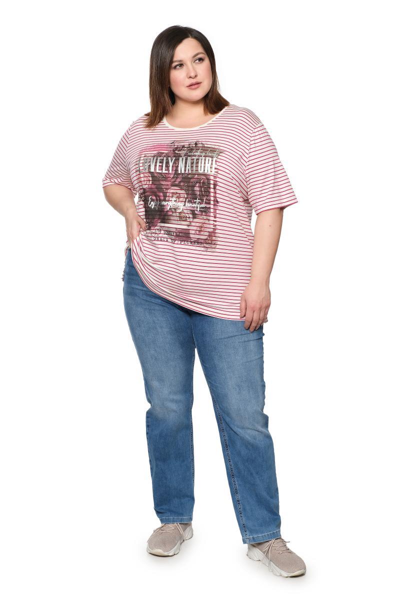 Артикул 803793 - джинсы большого размера