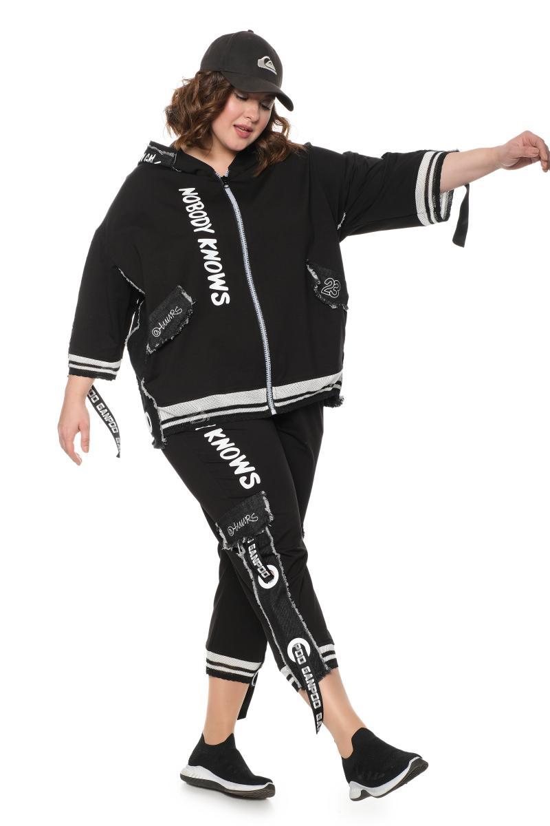 Артикул 801502 - костюм большого размера
