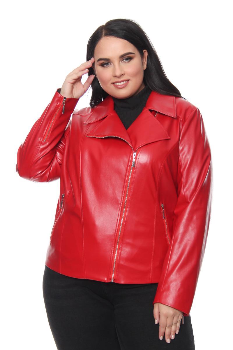 Арт. 20623 - Куртка кожаная