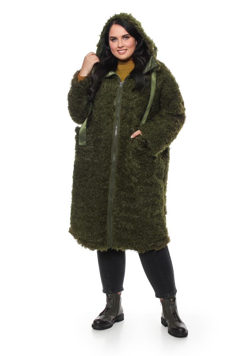 меховое пальто