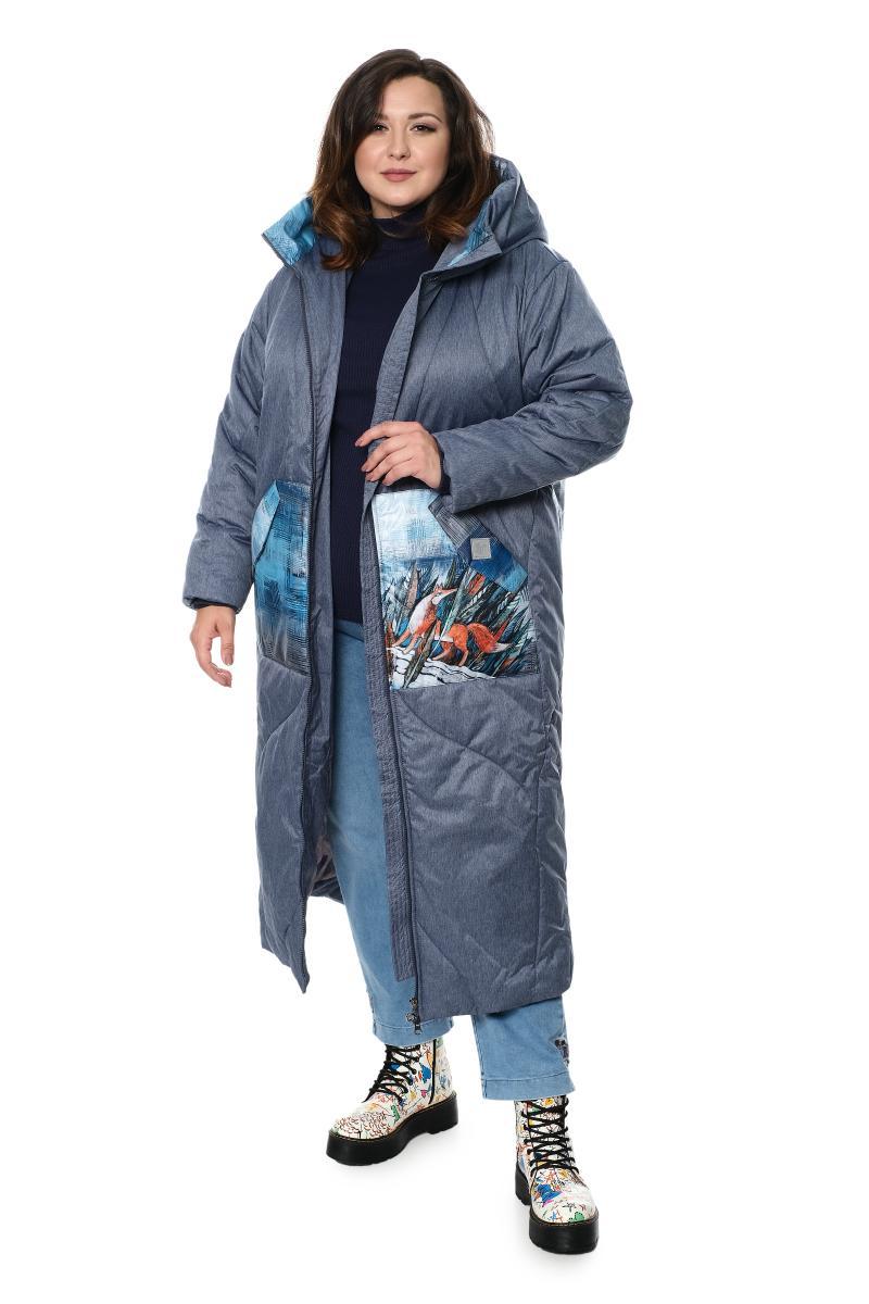 Арт. 310023 - Пальто