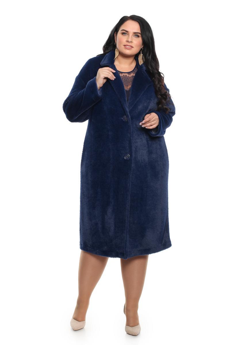 Пальто меховое