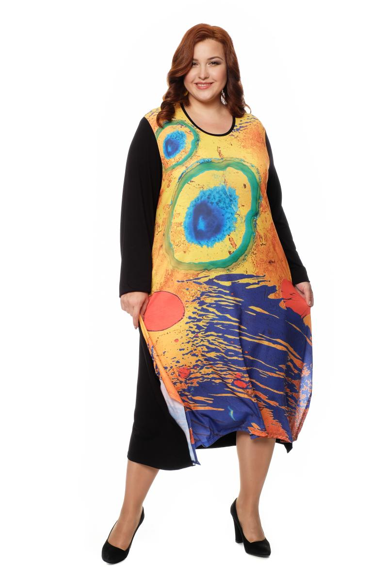Арт. 609120 - Платье