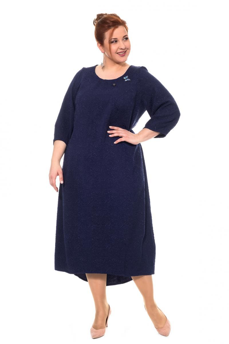 Артикул 18317 - платье большого размера
