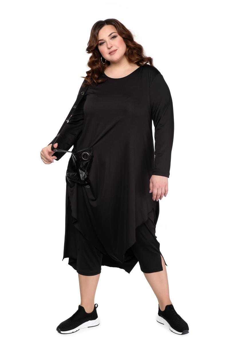 платье с бриджами