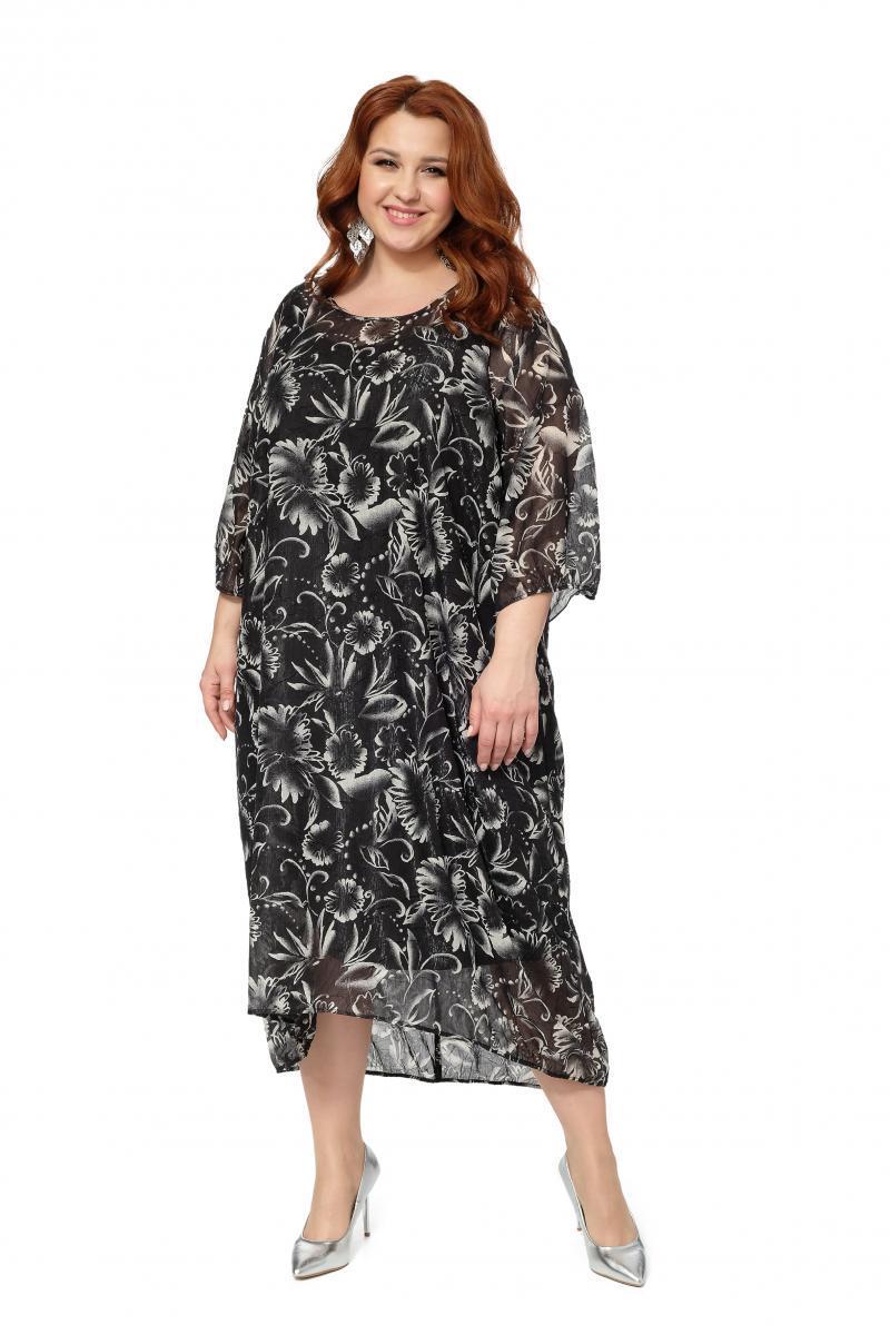 Арт. 19312 - Платье с сорочкой