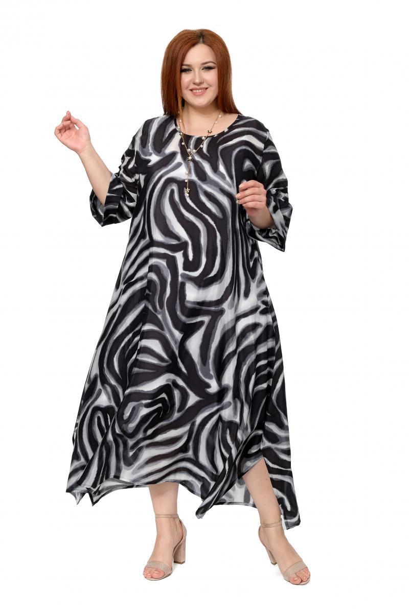 Арт. 19314 - Платье с сорочкой
