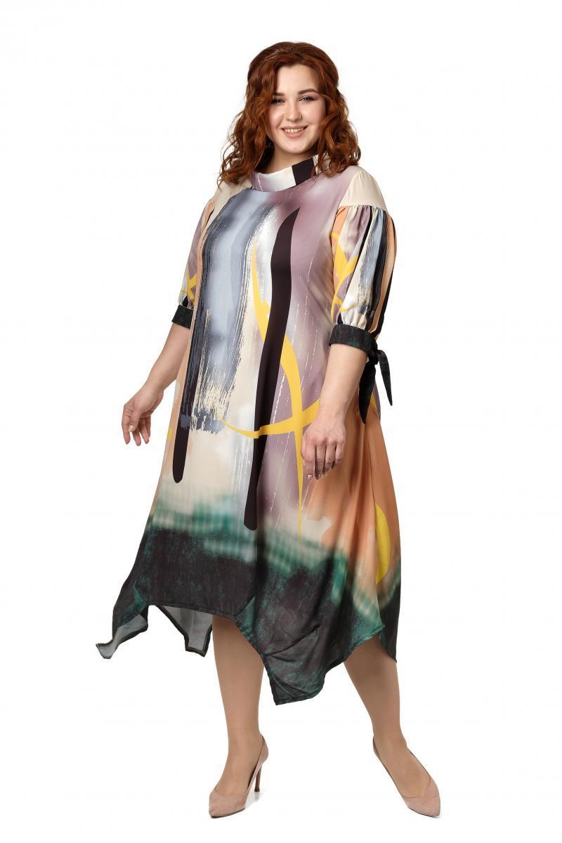 Арт. 509833 - платье с сорочкой