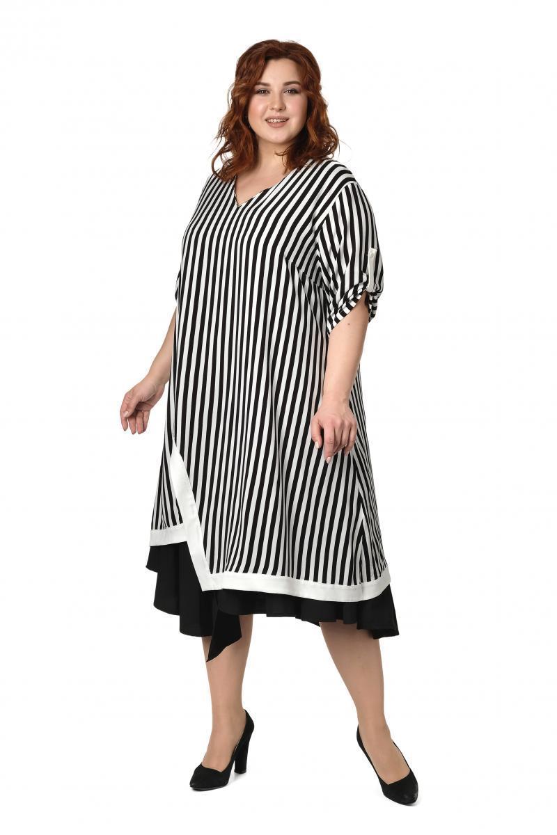 Арт. 501113 - Платье с сорочкой