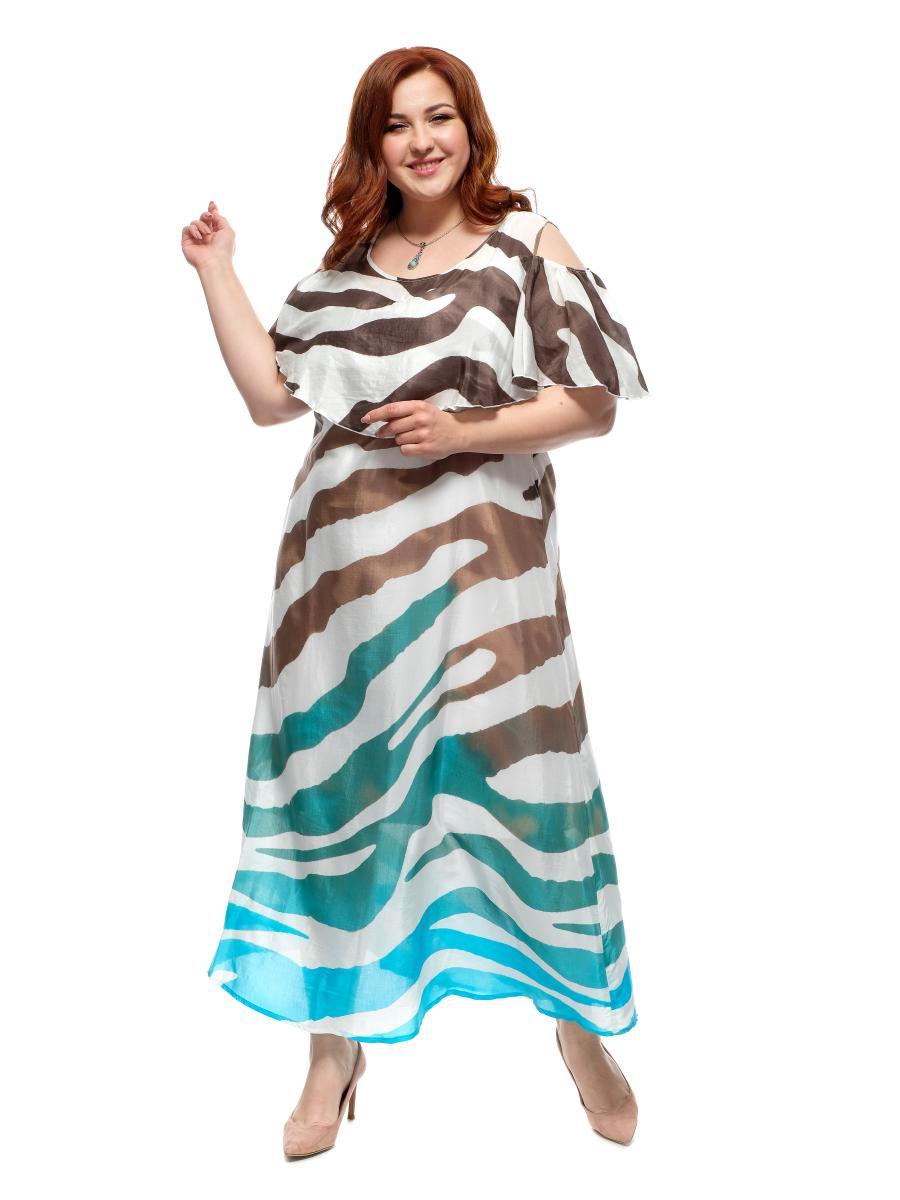 Арт. 19321 - Платье с сорочкой