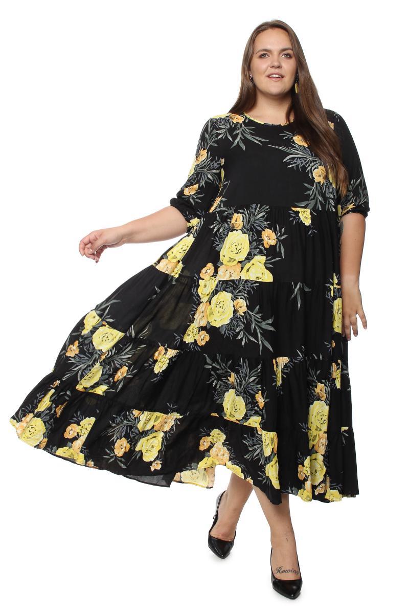 Арт. 704000 - Платье с сорочкой