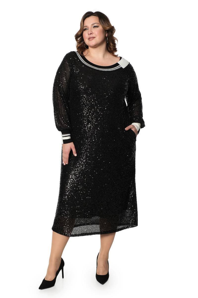 Арт. 706017 - Платье с сорочкой