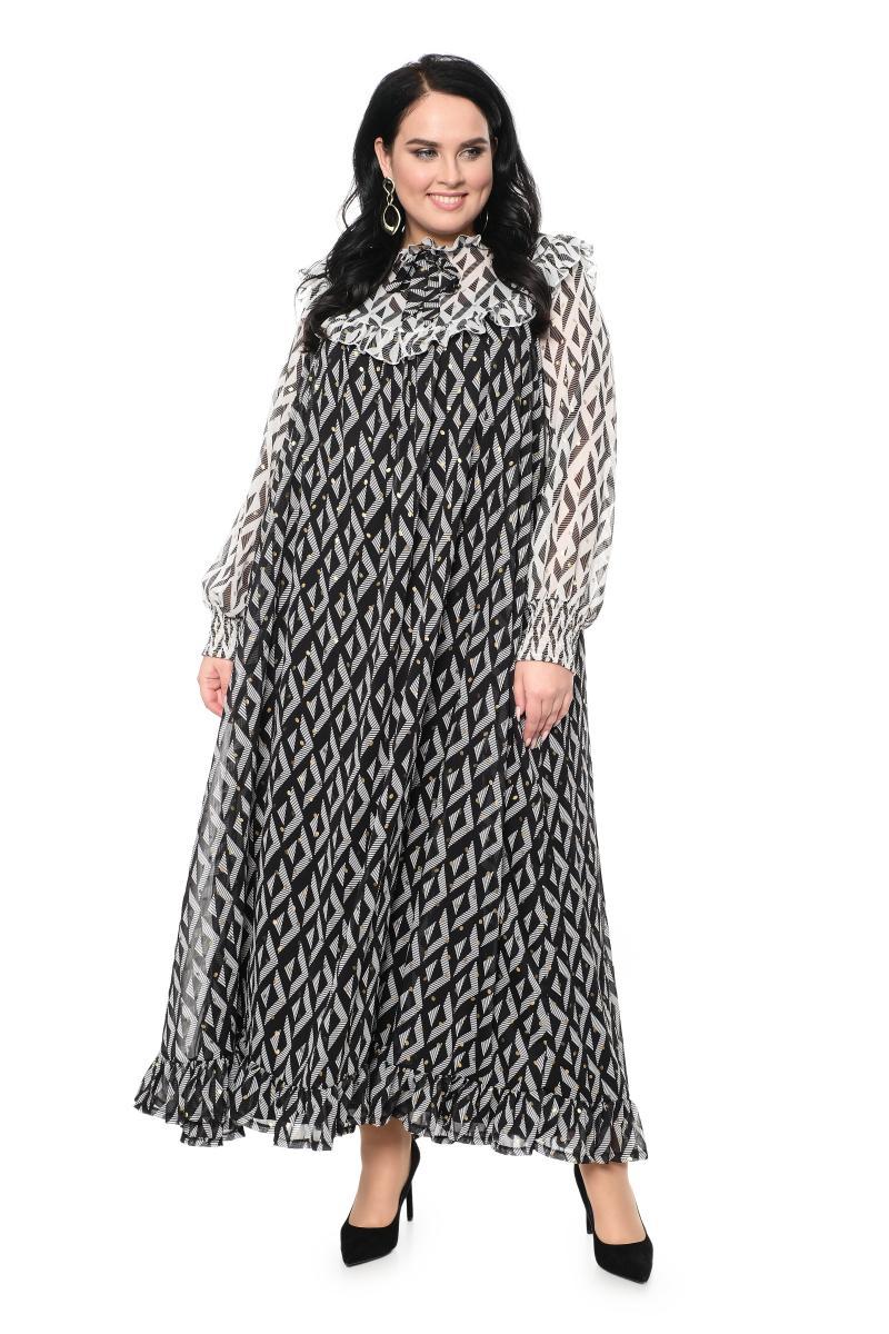 Арт. 806199 - Платье с сорочкой