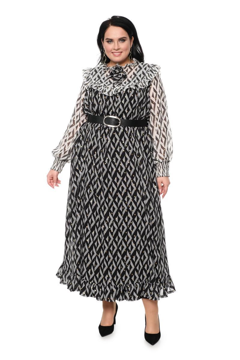 Платье с сорочкой