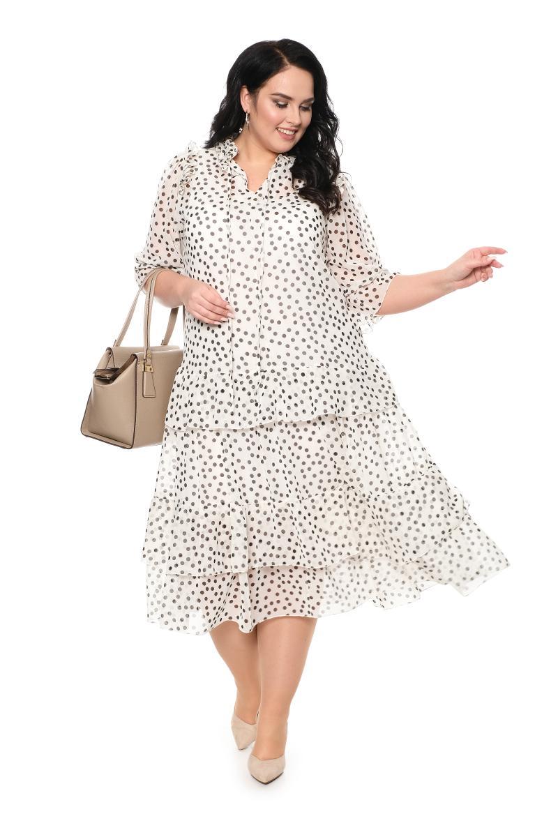 Арт. 800117 - Платье с сорочкой