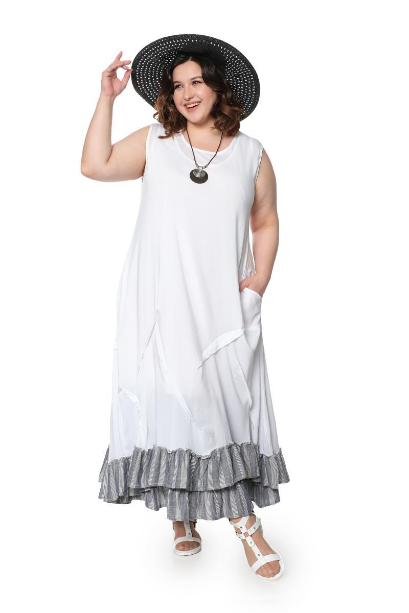 Арт. 802789 - Платье с сорочкой