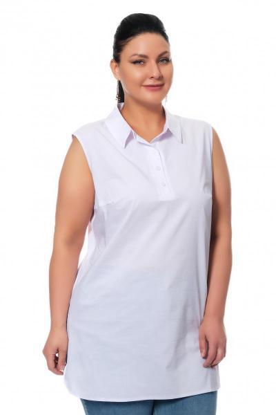 Артикул 18222 - блуза большого размера