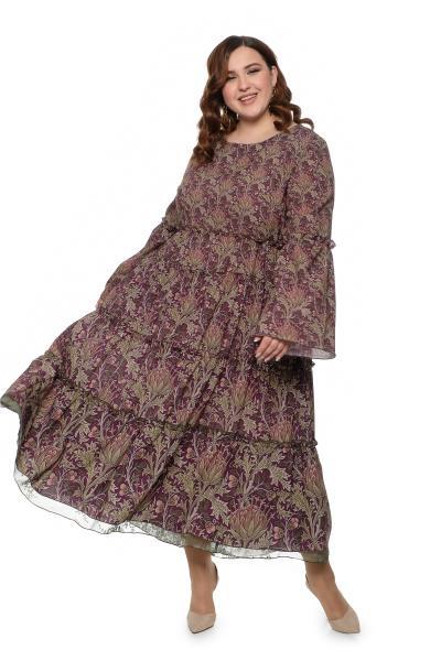Артикул 310030 - платье большого размера