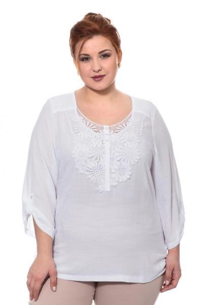 Артикул 407092 - блуза большого размера