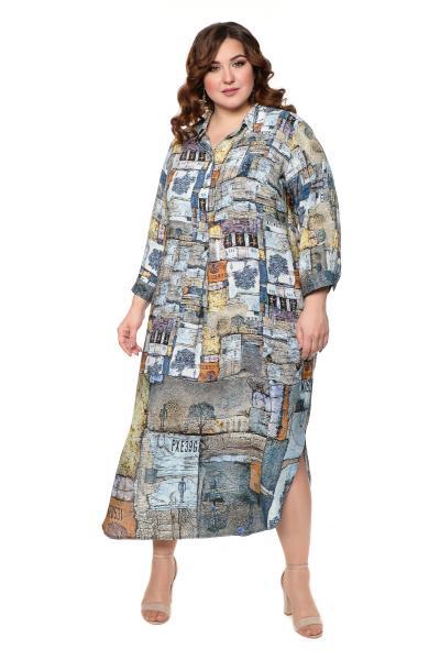 Арт. 9748/977 - Платье