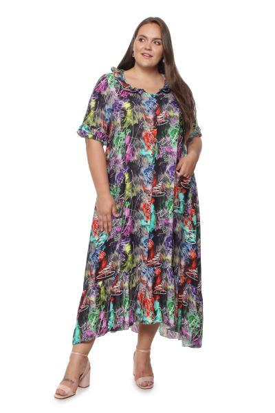 Арт. 704018 - Платье