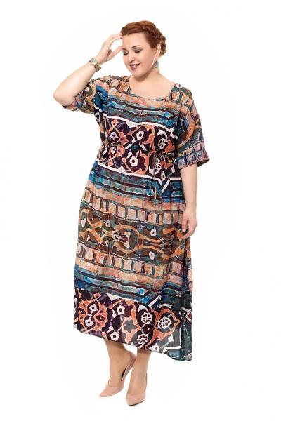 Артикул 8712/417 - платье большого размера